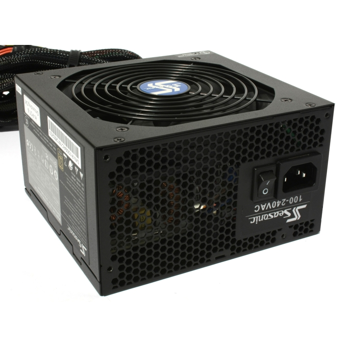 Захранване 520W Seasonic S12II ActivePFC