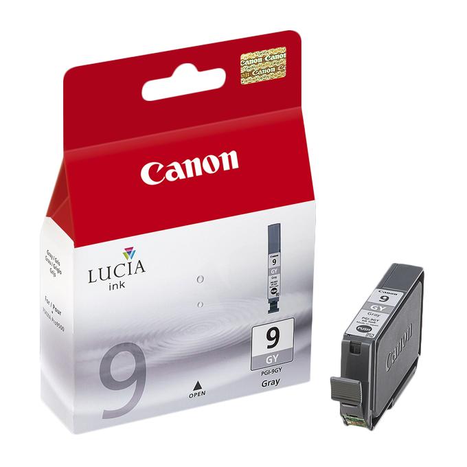 ГЛАВА CANON PIXMA PRO 9500 - Grey ink tank - PGI-9GY - заб.: 14ml. image