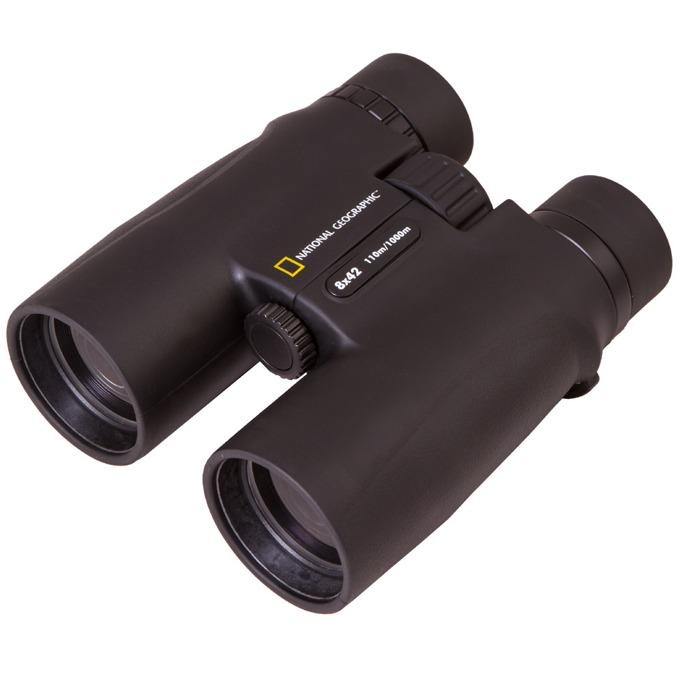 Бинокъл Bresser National Geographic 8x42, 8x оптично увеличение, диаметър на лещата 42mm image