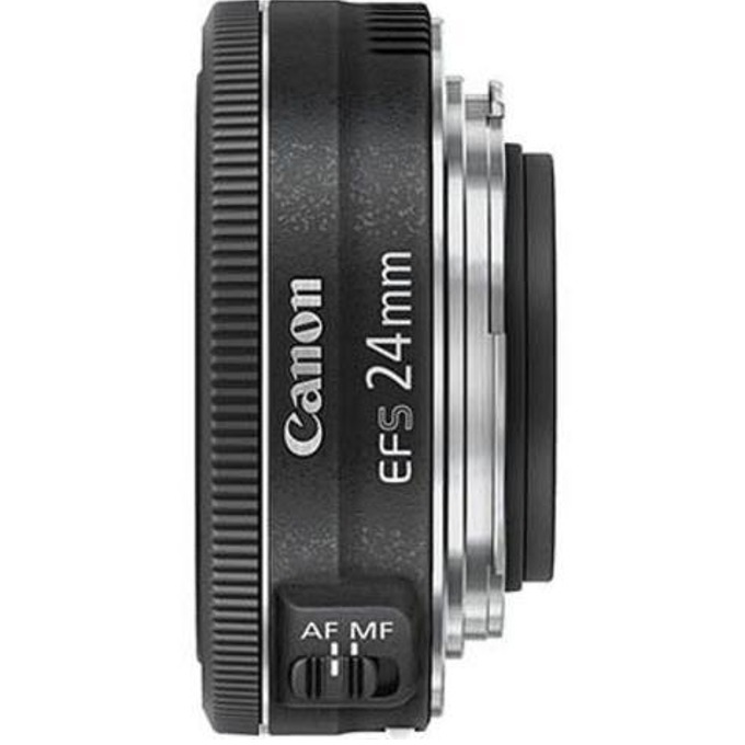 Canon EF-S 24mm f/2.8 STM за Canon EF-S