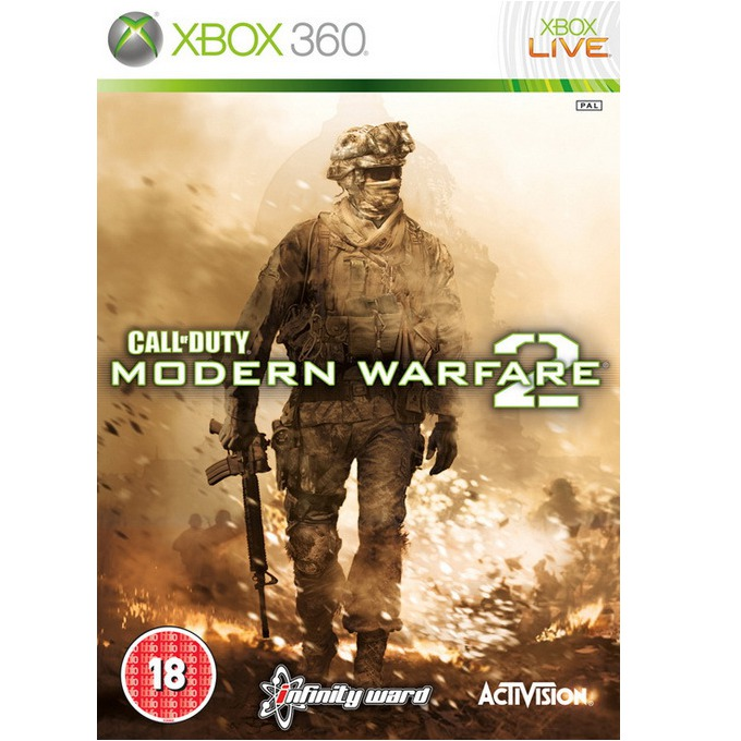 Игра за конзола Call of Duty: Modern Warfare 2, за XBOX360 image
