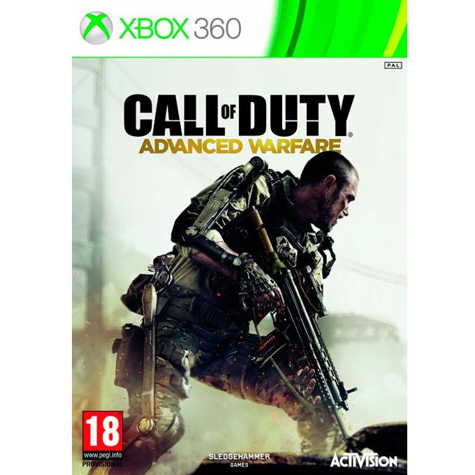 Игра за конзола Call of Duty: Advanced Warfare, за XBOX360 image