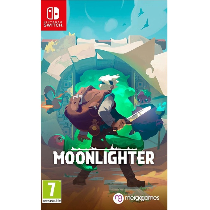 Moonlighter, за Nintendo Switch image