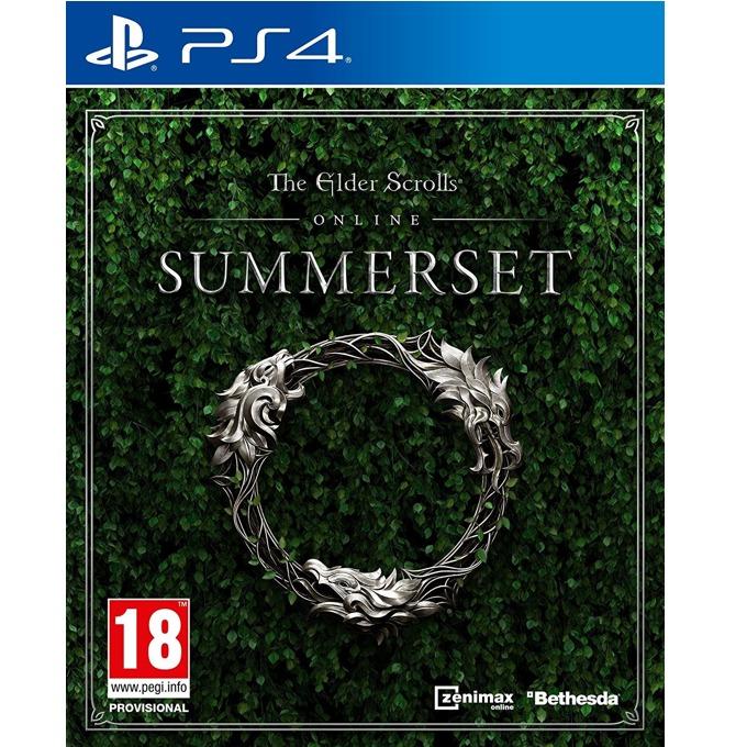 The Elder Scrolls Online: Summerset, за PS4 image