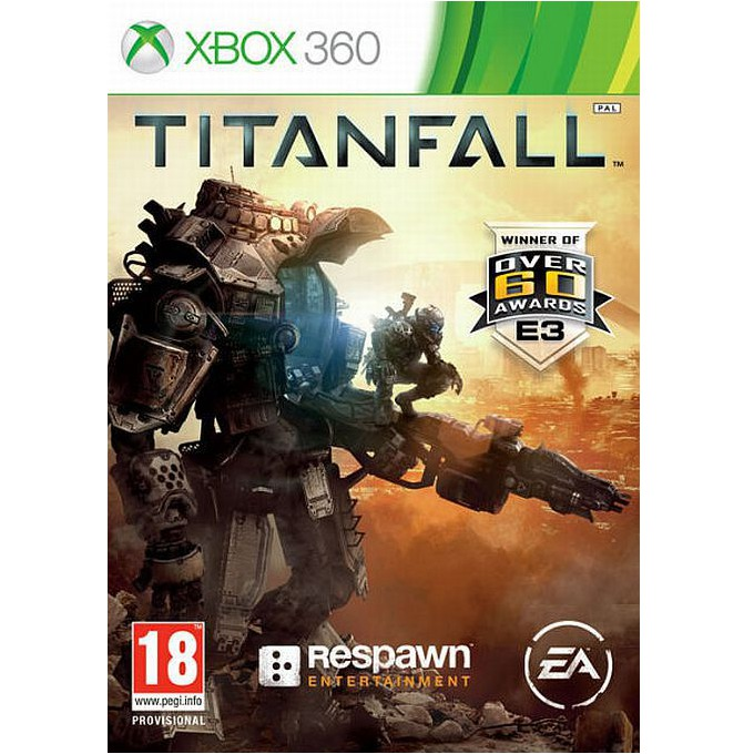 Игра за конзола Titanfall, за XBOX360 image