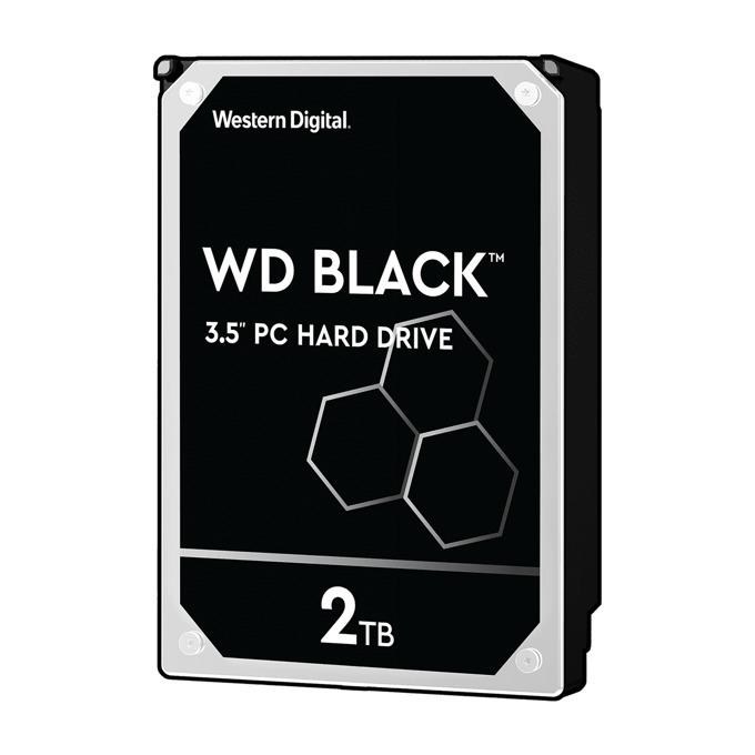 2000GB WD Black SATA3 7200rpm 64MB 5г