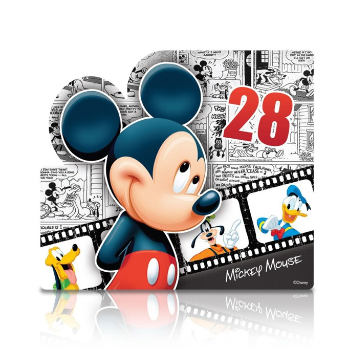 Подложка за мишка Disney Mickey Mouse 28, 240 x 210 x 2.5mm image