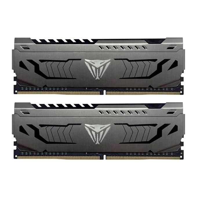 Памет 16GB(2x8GB) DDR4, 3733MHz, Patriot Viper Steel PVS416G373C7K, 1.35V image