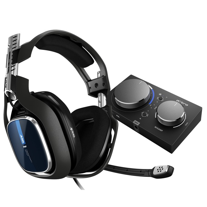 Astro A40 TR + MixAmp Pro TR Gen4 PS4 939-001661 product