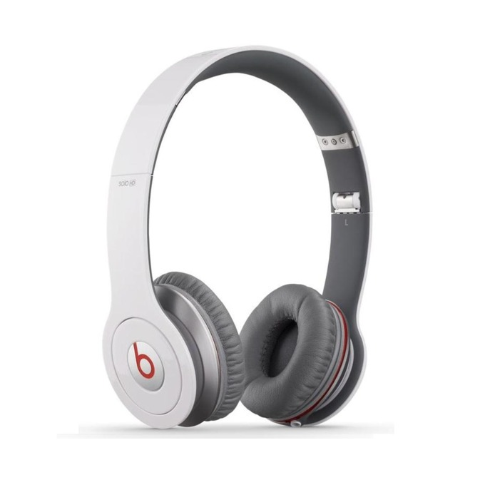 Beats by Dre Solo HD On Ear White product