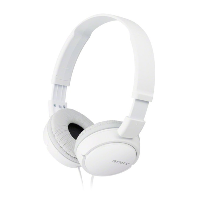 Sony Headset MDR-ZX110 white