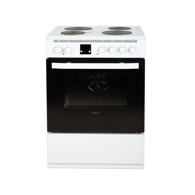 Готварска печка Finlux FLEM 60A, клас A, 56 л. обем, 4x котлониа, бяла image