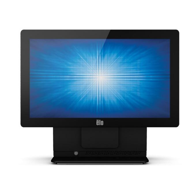 "Тъч компютър ELO E924393 ESY15E2-4UWD-0-ST-4G-1S-P7-32-BK, 15.6""(39.62 cm) мулти-тъч сензорен дисплей, четириядрен Bay Trail Intel® Celeron® J1900 2.0/2.42GHz, 4GB DDR3L, 128GB SSD, 4x USB 2.0, Windows POSReady 7 image"