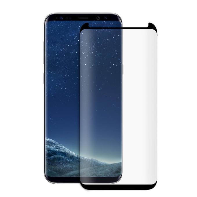 Протектор от закалено стъкло /Tempered Glass/ Eiger, Samsung Galaxy S8 Plus image