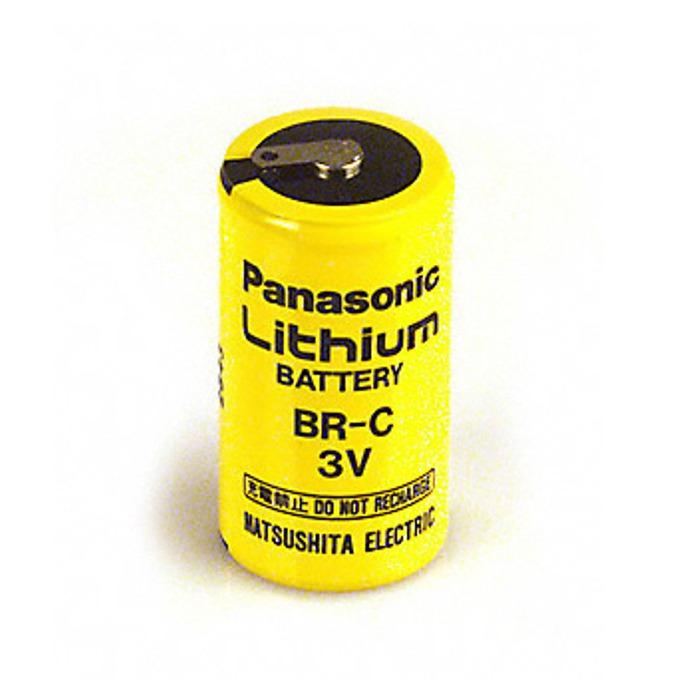 Батерия бутонна литиева PANASONIC CR-1/3N R14, 3V image