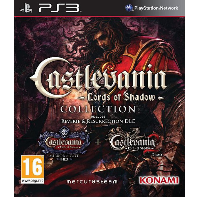 Игра за конзола Castlevania: Lords of Shadow Collection , за PlayStation 3 image