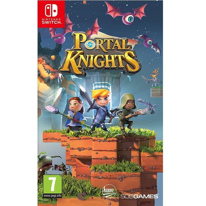Игра за конзола Portal Knights, за Switch image