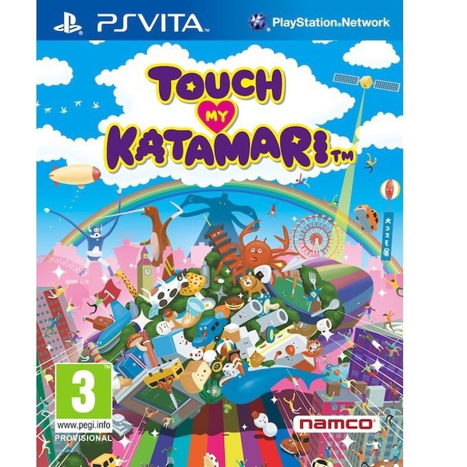 Игра за конзола Touch my Katamari, за PSVita image