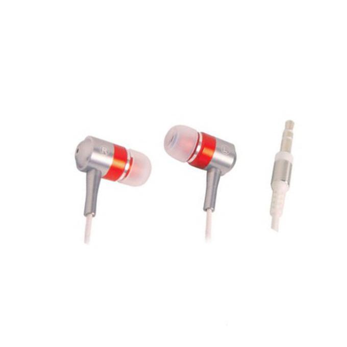 "Слушалки MK650, тип ""тапи"", червени image"