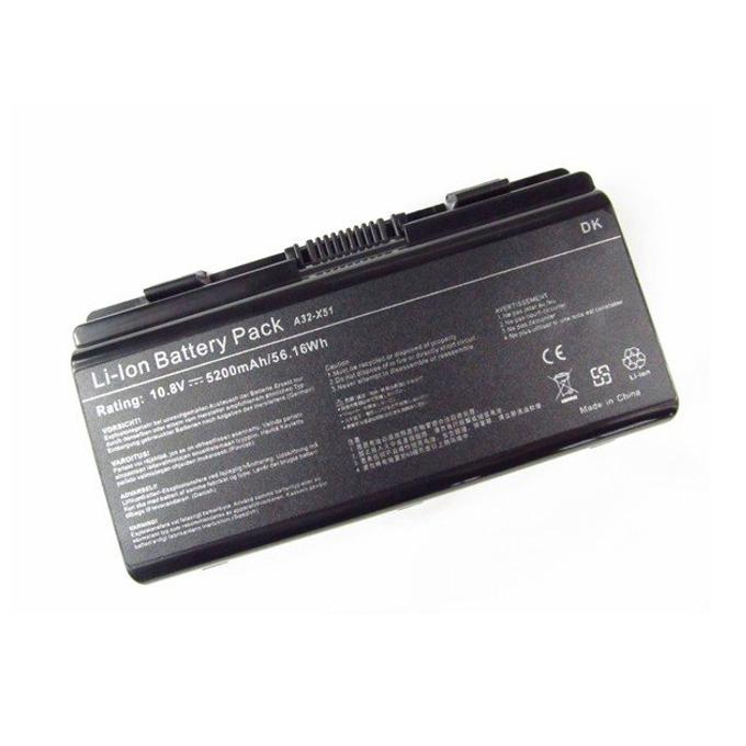Батерия за ASUS X51 Series ASUS T12 Series A32-X51