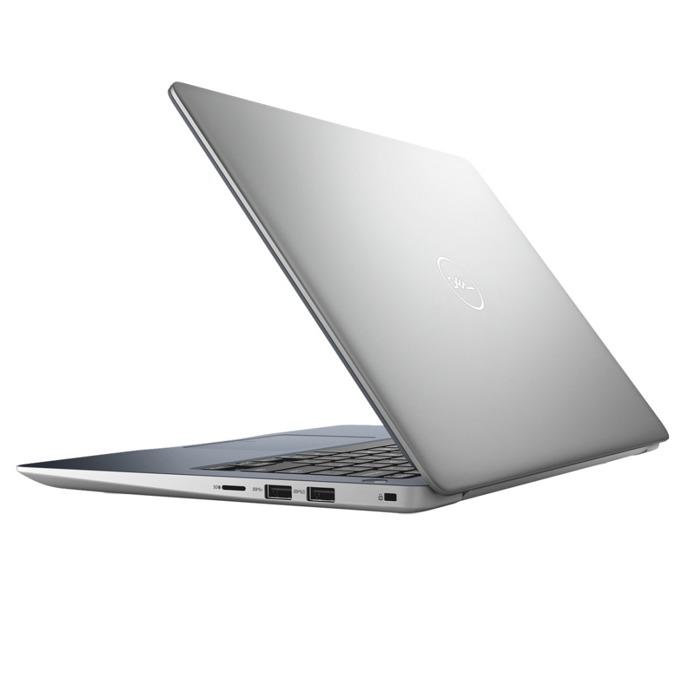 "Лаптоп Dell Vostro 5370 (N1124RPVN5370EMEA01_1905_UBU)(сив), четириядрен Kaby Lake R Intel Core i7-8550U 1.8/4.0 GHz, 13.3"" (33.78 cm) Full HD Anti-Glare LED-Backlit Display, (HDMI), 8GB DDR4, 512GB SSD, 1x USB 3.1 Type C, Linux, 1.41kg image"