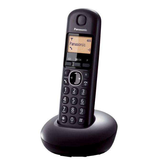 Безжичен телефон Panasonic KX-TGB210FXB 1015125