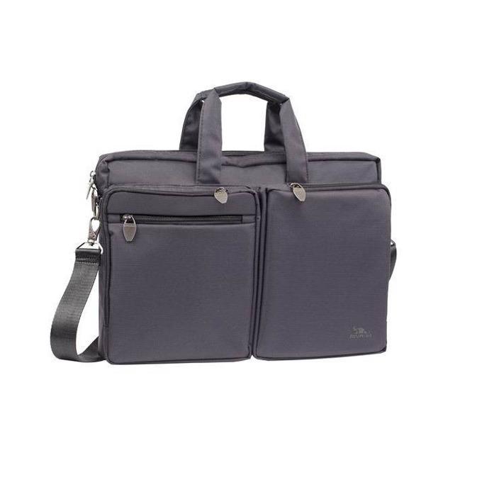 """Чанта за лаптоп Rivacase 8530 до 16"""" (40.64 cm), полиестер, черна image"""