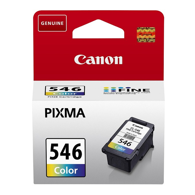 ГЛАВА CANON PIXMA MG2450/MG2550 - Color ink cartridge - CL-546 - P№ 8289001 - заб.: 8ml. image