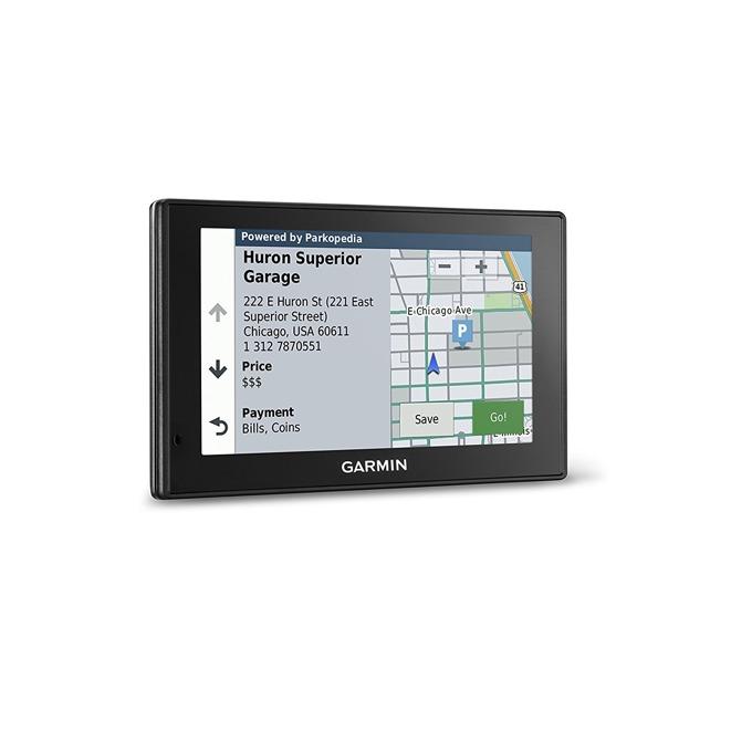 """Навигация за автомобил Garmin DriveSmart 51 LMT-S EU, 5.0""""(12.70 cm) WQVGA мултитъч дисплей, Bluetooth, Wi-Fi, microSD слот, карта на цяла Европа image"""