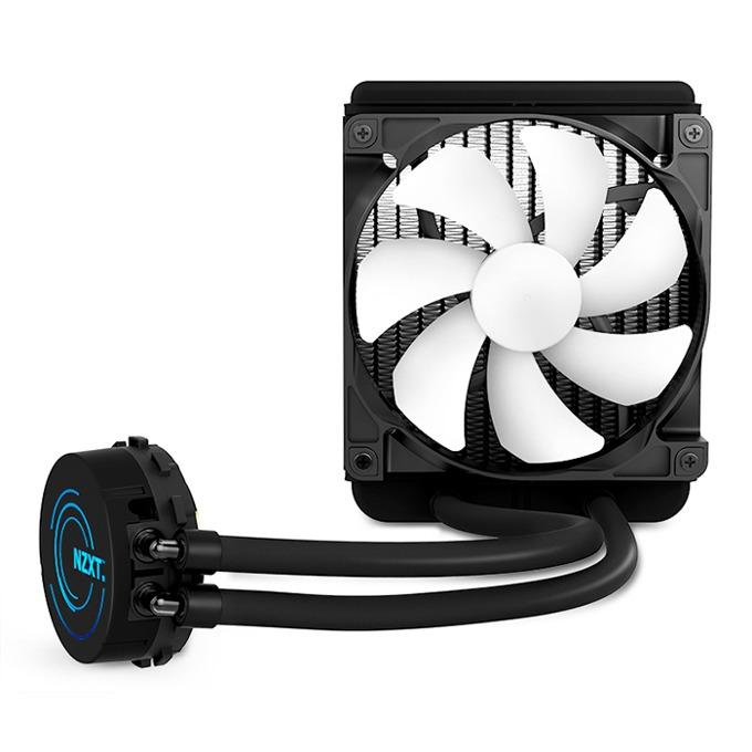 Водно охлаждане за процесор NZXT Kraken X41, Intel LGA 2011-3/1366/1156/1155/1150 & AMD FM2/FM1/AM3(+)/AM2(+) image