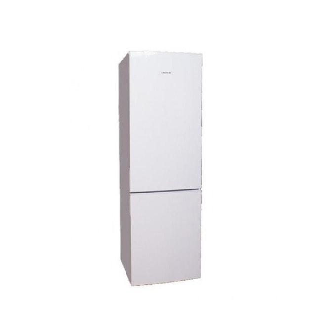 Хладилник с фризер Crown GN 3130, клас А+, 268 л. общ обем, свободностоящ, 257 kWh/годишно, бял image