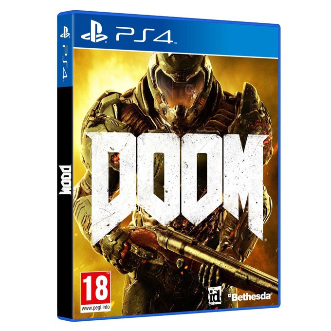DOOM Day 1 Edition, за PS4 image