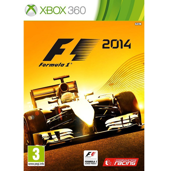 F1 2014, за XBOX360 image