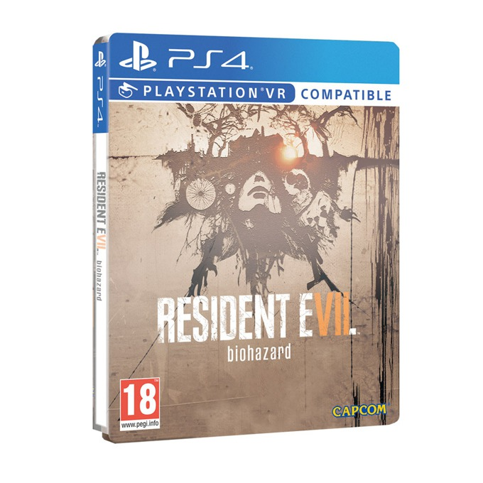Resident Evil 7 Biohazard Steelbook Edition. за PS4 image