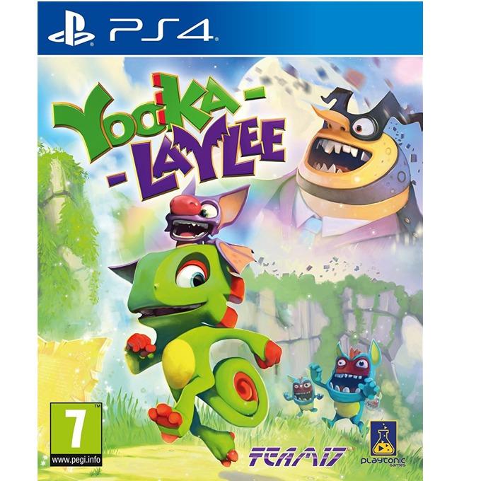 Yooka - Laylee, за PS4 image