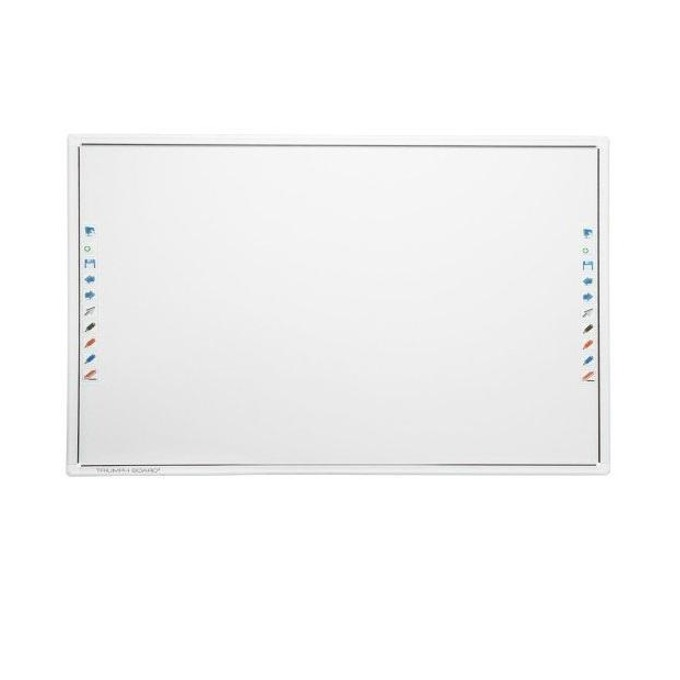 """Интерактивна дъска Тriumph Board 89"""" (226.06 cm) multi touch (slim line), USB, за едновременна работа на до 10 потребителя, 16:10, 1810 x 1138 mm image"""