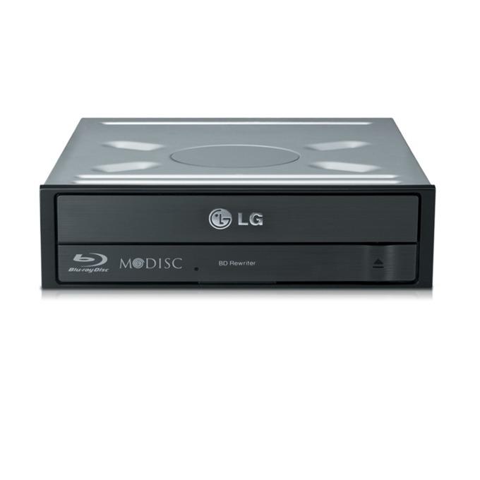LG BH16NS55, Blu-Ray Rewriter, черен, SATA, Retail  image