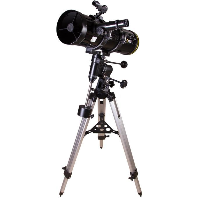 Телескоп Bresser National Geographic 130/650 EQ, 26–195x оптично увеличение image