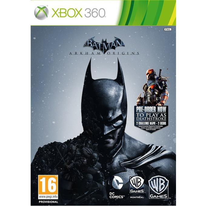 Игра за конзола Batman: Arkham Origins, за XBOX360 image