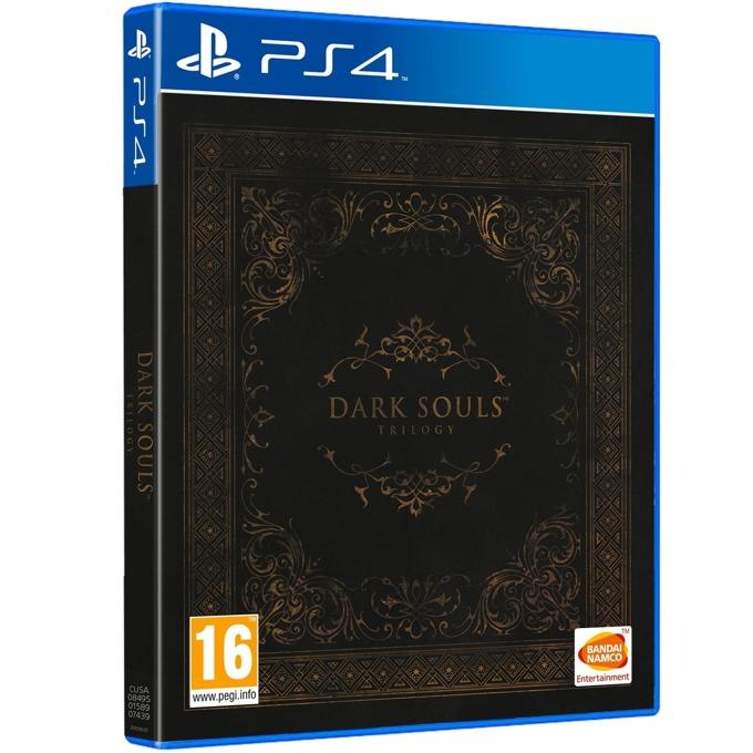 Dark Souls Trilogy, за PS4 image