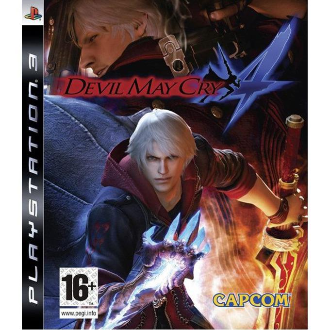 Игра за конзола Devil May Cry 4, за PlayStation 3 image