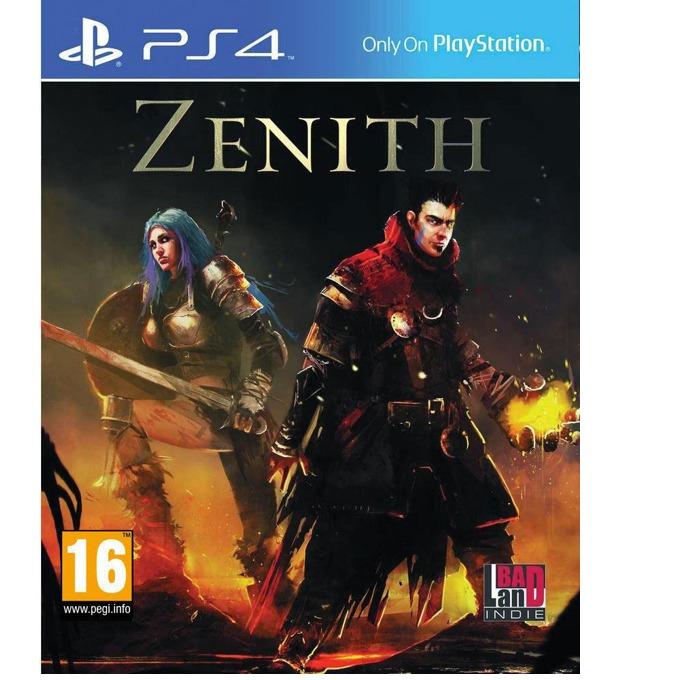 Zenith, за PS4 image