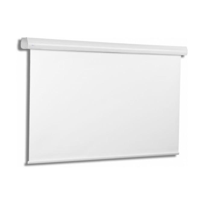 "Екран Avers SOLARIS 35 MWP, стенен/таванен монтаж, Matt White P, 350 x 350 см, 195"" (495.3 cm), 1:1 image"