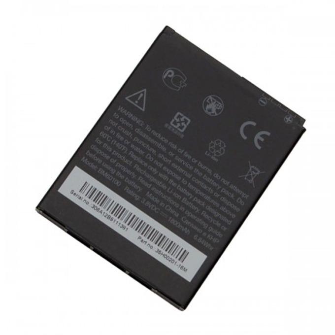 Батерия (оригинална) HTC BA-S890 за HTC One SV и Desire 500, 1800mAh/3.7V, Bulk image