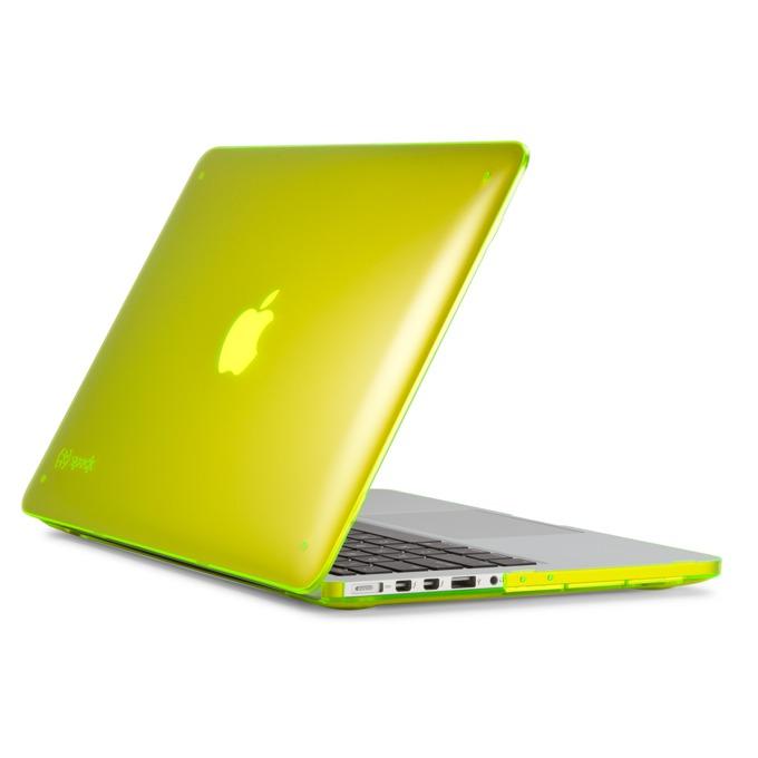 "Протектор Speck SeeThru за MacBook Pro 13"" Retina Display, жълт image"