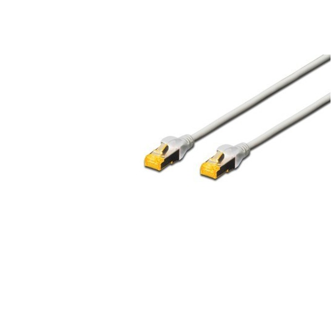 Пач кабел Assmann, SFTP, Cat.6A, 15m, сив image