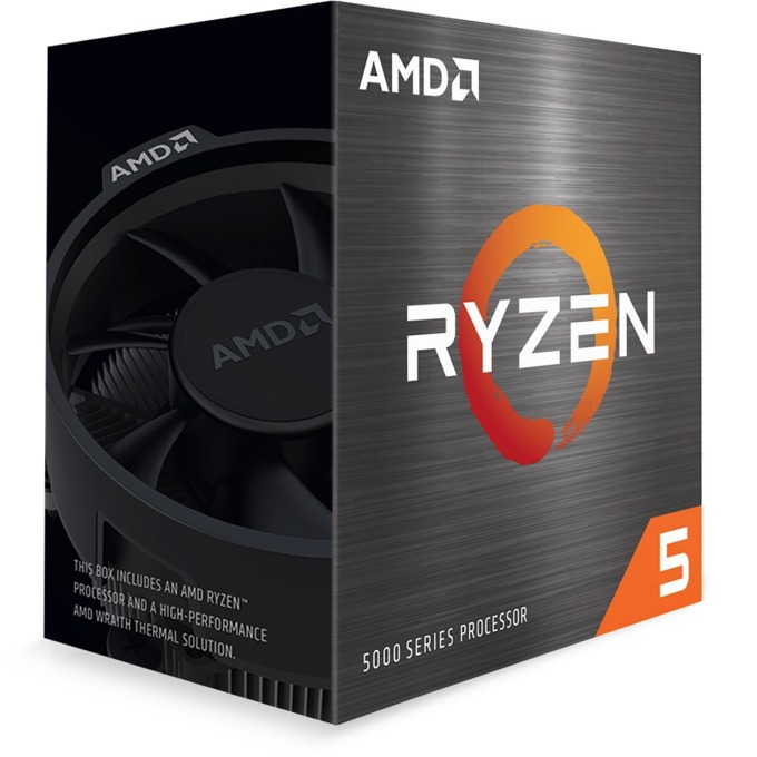 AMD Ryzen 5 5600X 100-100000065BOX 730143312042