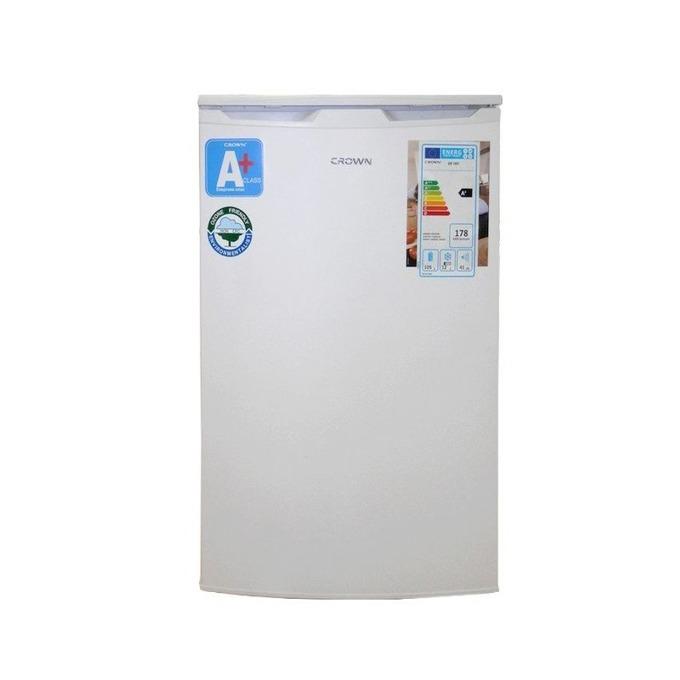 Хладилник с камера Crown GN 1401, клас A+, 117л. общ обем, автоматично размразяване, бял image