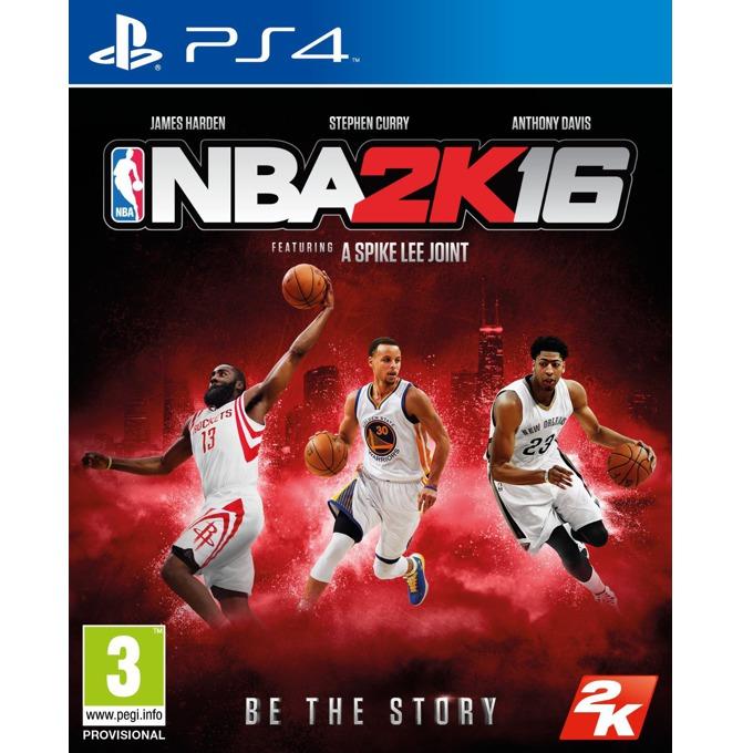 NBA 2K16, за PS4 image