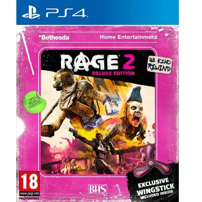 RAGE 2 Wingstick Deluxe Edition, за PS4 image